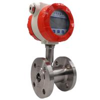 Best Engine Oil Turbine Type Flow Meter With Simple And Firm Structure wholesale