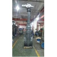 Best Flanged End Flexible Wedge Gate Valve , Large Size 2-36 Inch Cast Steel Gate Valve wholesale