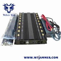 Best UMTS 3G/GSM800/900MHz  Mobile phone signal Jammer Jamming range up to 20m wholesale