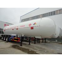 Best facrtory sale best price CLW9390GYQ 56CBM 3 axles LPG tanker semi-trailer, HOT SALE! 56,000LIters lpg gas tank trailer wholesale