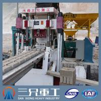 Best High pressure Fly Ash Brick Making Machine for Sale wholesale