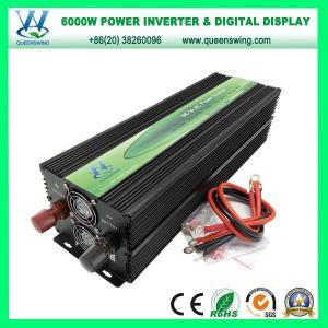 Best 6000W Modified Sine Wave Inverter 12V Power Inverter (QW-M6000) wholesale