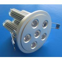 Best Home, Museum, School Color Changing or White 18W 6 x 3W Epistar LED Downlight Fixtures wholesale
