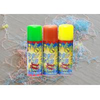 Best Biodegradable Party String Spray Non Falammble 250ml Eco - Friendly No Pollution wholesale