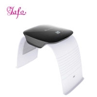 Best New technology photo therapy 7 color masque led facial light therapy phototherapy pdt lamp devoir machine beauty treatme wholesale