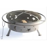 China Amazon Hot Selling 32 Inch Large Burning Charcoal Wood buring fire pit bowl on sale
