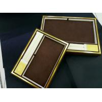 Multifunctional Diamond Jewelry Storage Trays Rectangle Shaped For Gifts Packaging