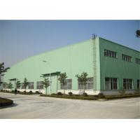 China Fast Assembled Steel Workshop Buildings Kits Environmentally Friendly on sale