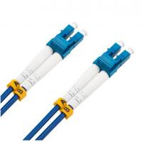 China FTTH Single Mode Fiber Patch Cord UPC-UPC Good Repeatability Low Insertion Loss on sale