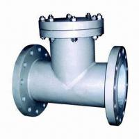 Best T-type Strainer with Flange and Butt Welding Connection wholesale