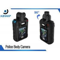 Cheap 64GB Security Guard WIFI Body Camera , Body Worn Video Camera With Night Vision for sale
