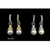Best Fashion Pearl earings, Bead earing designs. Hight quality pearl jewely, stud pearl jewelry wholesale