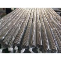 Cheap Bright Annealed Seamless Stainless Steel Tube ASTM A269 TP304 / 304L 11*0.5 for sale