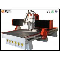 China good quality Servo motor Auto Tool Changing CNC Router manufacturer