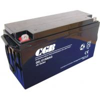 China GEL Rechargeable Lead Acid Maintenance Free Battery 12V 150AH on sale