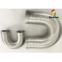 Best Ventilation System Aluminum Air Duct Flexible Air Intake Hose 3 Inch Compressible wholesale