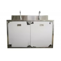 Best Customized Stainless Steel 304 Clean Room Equipments Medical Hand Wash Sink wholesale