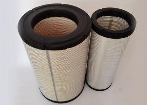Best P783611 P783612 Air Cleaner Filter Element For Wheel Loader Crawler Excavator Volvo 11110532 AF26490 wholesale