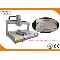 Buy cheap 40000 rpm Spindle Desktop PCB Router Machine 650mm X 450mm Working Area from wholesalers