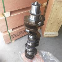 Best Auto Spare Parts For Mitsubishi 8DC91 8DC92 Diesel Engine Crankshaft ME996186 wholesale