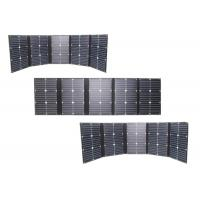 Best Light Weight Foldable Solar Charger , Bendable 100 Watt Suitcase Solar Panel wholesale