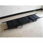 Best Emergency Patient Portable Aluminum Alloy Pole Folding Stretchers 190 × 74 × 49cm wholesale
