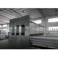 Best Automotive Paint Spray Booth Heat Recovery System Air Flow Controlled wholesale