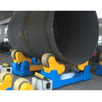 Best Self Aligned Welding Rotator 20 Ton Driving Capacity Pipe Roller Industry Use wholesale