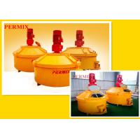 Best High Wear Resistant Rubber Planetary Cement Mixer , High Speed Operation Cement Concrete Mixer wholesale