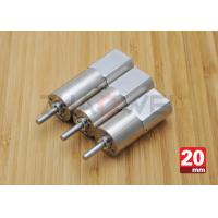 China 20mm Dia. Metal Gear Motor , Planetary Gear Reduction Motor Speed Ratio 216 on sale