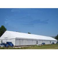 China ABS Solid Wall Wedding Party Tents , Wedding Reception Tents With Air Condition on sale