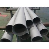 China Chemical Industry Line Stainless Steel Round Tube ASTM A213 Corrosion Resistance on sale