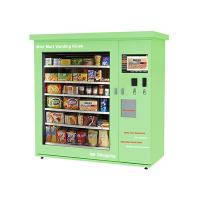 Cheap Touch Screen Mini Mart Vending Machine Beverage Candy Snack Food Drink Can Bottle for sale