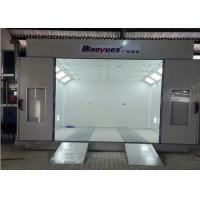 Best Belt Drive Fan Spray Booth Oven , Professional Paint Booth 4.5 Meters Width wholesale