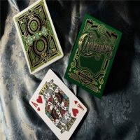 Best Custom Design Normal Sized Party Play Game Luxury Gold Foil Poker Playing Cards wholesale