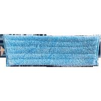 China 400gsm Home use Microfiber Twist Pile Fiber Wet Mop Pads Ultra Cleaning Mop Head on sale