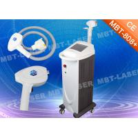 Buy cheap MBT - 808 + Diode Laser Hair Removal Machine 2500W 12 * 12mm2 Warranty 2 Years product