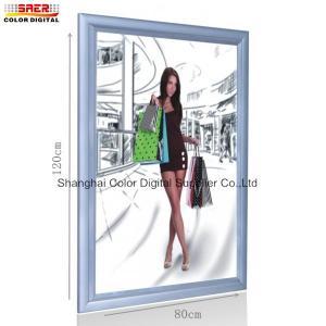 China Snap Frame Led Light Box / Movie Poster Frames Light Box Advertising Displays on sale