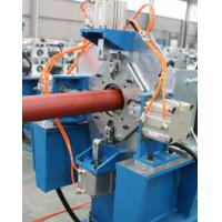 Best Panasonic PLC Control Downspout Roll Forming Machine Hydraulic Station wholesale