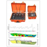 Ert Electric Resistivity Imaging for Ground Water Detection, Underground Water Finder