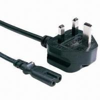 Best UK Type Power Cord with 3-pin Plug wholesale
