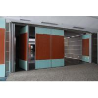 Best Hotel Banquet Hall Modular Rolling Decorative Acoustic Screens and Room Dividers wholesale