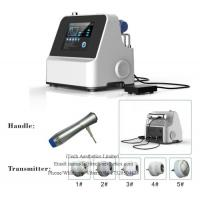 China CE Listed Shokwave Therapy Machine For Joint Pain / Jumpers Knee / Painful Shoulder on sale
