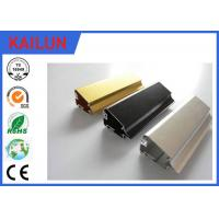 Best Aluminium Led Extrusion , Black Anodized Aluminium Advertising Frames ISO / TS16949:2009 wholesale