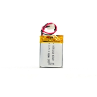 Buy cheap 180mAh 3.7 Volt Lithium Polymer Battery Within 1C Rate from wholesalers