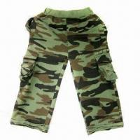 Best Women's short pants, made of 100% cotton terry wholesale