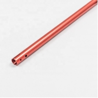 Best Anodized Silver Gold Champagne 50mm Extruded Aluminum Tube For Fishing wholesale