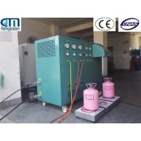 Best R410A / R134A Refrigerant Charging Machine from 400L-800L tank to cylinders wholesale