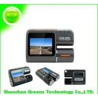 China Dual Camera Car Driving Recorder Gc105 on sale