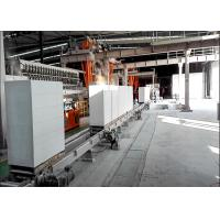 Best 4.2m mould Fully Automatic Autoclaved Aerated Concrete Equipment Sand Lime wholesale
